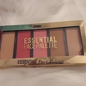 ESSENTIAL face Palette Makeup Blush